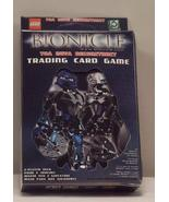 Lego Bionicle Toa Nuva Trading Card Game Two Player - $3.91