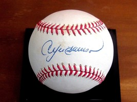 ANDRE DAWSON ROY EXPOS CUBS HOF SIGNED AUTO OML BASEBALL JSA AUTHENTIC - $79.19