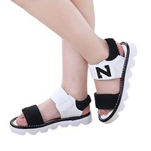 Shoes Bow Girls Shoes Baby Shoes Children Sandals Summer Girls Sandals Princess image 1