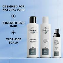 Nioxin 2 for Natural Hair Progressed Thinning, 3 Pack image 4