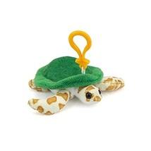 Wildlife Artists Green Sea Turtle Plush Sea Turtle Stuffed Animal Backpa... - $6.24