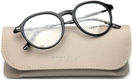 NEW GIORGIO ARMANI AR7156 5017 BLACK EYEGLASSES FRAME 50-19-145mm B46mm ... - $143.53