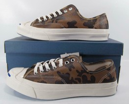 Converse Jack Purcell Signature Ox SAND DUNE CAMO Waxed Nylon 151457C (7... - $95.00