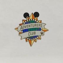 Disney Pin 82375 WDW 2011 Hidden Mickey Retro Icon Adventurer's Club - $16.82