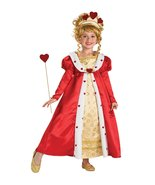 Rubie's Red Heart Princess Costume - Medium (8-10) or Large (12-14) - $24.07