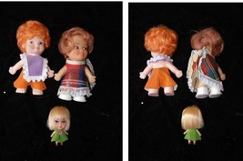 Doll Lot Remco Pocket Book Dolls & Liddle Kiddles Type Doll - $28.99