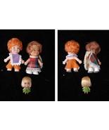 Doll Lot Remco Pocket Book Dolls & Liddle Kiddles Type Doll - $28.99
