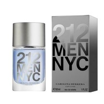 Carolina Herrera 212 Eau de Toilette Spray for Men, 1.0 Fl. Oz (NEW SEAL... - $25.20