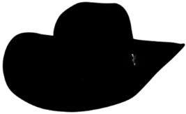 Bullhide PBR Resilient 6X Premium Wool Cowboy Hat Sweatband Abilene Crow... - $75.00