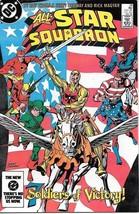 All Star Squadron Comic Book #29 DC Comics 1984 VERY FINE+ UNREAD - $3.25