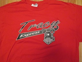 Tracy Express Minnesota MN T Shirt Size XL - $10.99