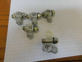 5 Bosch Connectors - $19.60