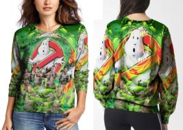 GhostBuste 3D Print Sweatshirt For Women - $29.20+
