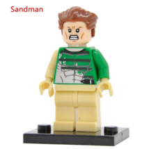 1 pc Super Hero Sandman Compatible Minifigure Building Block  - $3.75
