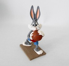 Extremely Rare! Looney Tunes Bugs Bunny Playing Basketball Figurine Statue - $168.30