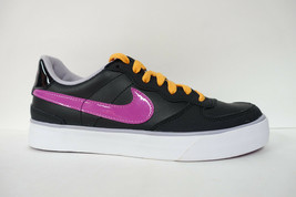 DAMEN Nike Sweet Ace 83 Schuhe Größe 6,5 Black Grape Lila Weiß 407992 050 - $19.97