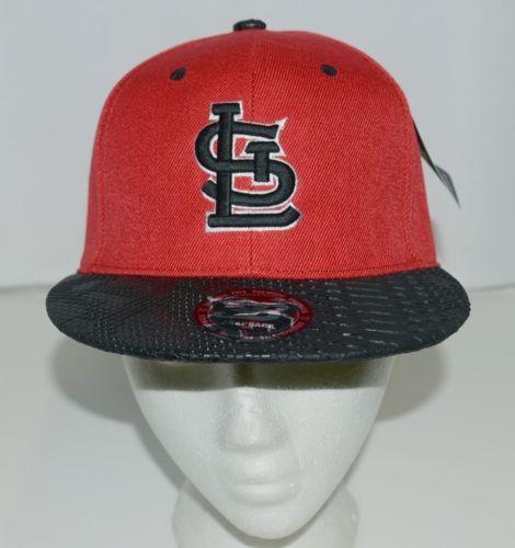 YEC Premium Quality Original Headwear St Louis Cardinals Snapback Free Size Cap