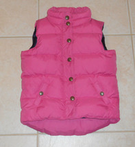 GAP Kids Goose Down Girls Vest XS - $24.00