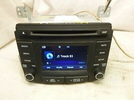 2012 2013 2014 Hyundai Sonata OEM Radio Single Cd Player 96180-3Q8004X YLS96 - $37.62