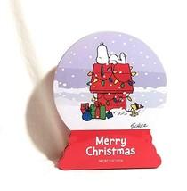 Merry Christmas Shortbread Cookie Tin 5oz - $22.03