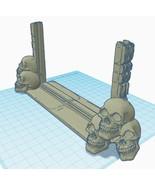 A Touch of Evil Villian Card Holder 3D Printer STL File - $4.00
