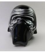 "Zak Designs Star Wars Kylo Ren Helmet Ceramic Piggy Bank 4"" Coin Bank - $14.85"