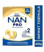 Nestle Nan Pro 2 (400g) - India Free Worldwide Shipping - $55.00+