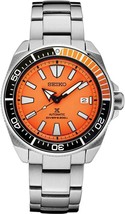 AUTHORIZED DEALER Seiko SRPC07 Samurai Prospex Automatic Stainless Steel... - $389.81