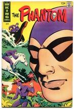 THE PHANTOM #23 1967-KING COMICS-HORSE COVER-ELUSIVE VF - $38.80