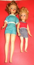 Vintage Pepper & Tammy Dolls From Ideal - $29.00