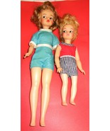 Vintage Pepper & Tammy Dolls From Ideal - $32.95