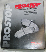 SET PROSTOP BRAKE PADS (4) TOTAL SHOES PD601 FORD TAURUS 1997 U.S.A - $33.03