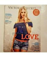 Victoria's Secret Lingerie Catalog Summer Casual 2011 Erin Heatherton 96... - $17.82