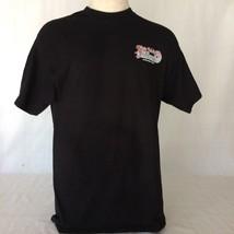 J & J Auto Fabrics Inc 30th Anniversary Men's Large T-Shirt Downtown Rialto - $21.51