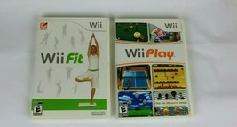 Wii Fit and Wii Play Preowned Combo Games for Wii Game System - $14.97 CAD