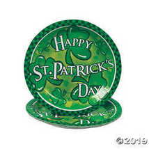 St Patrick's Day Plates  - $3.61