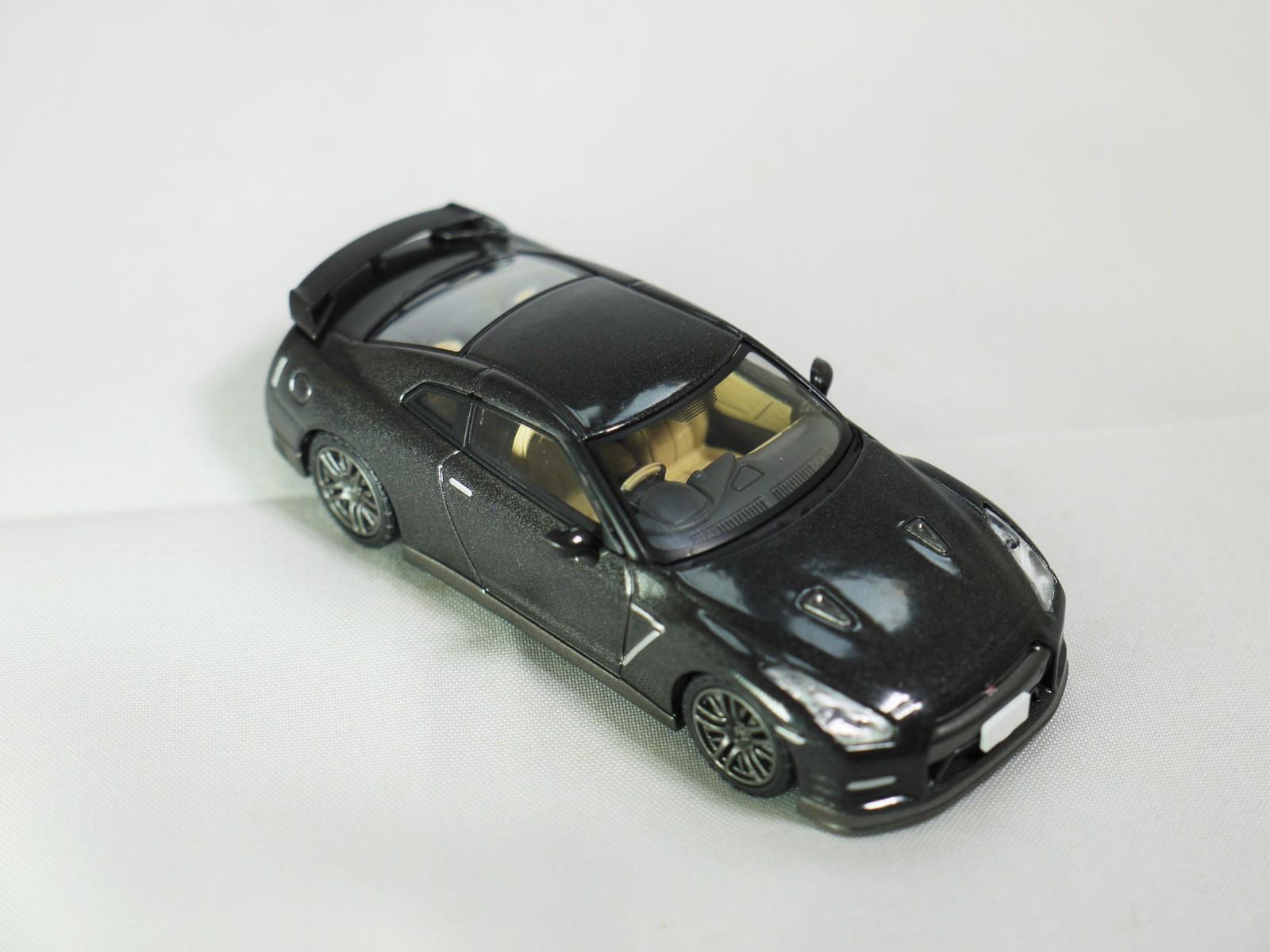 Tomica limited tomytec nissan gt r premium edition lv n116c   blk   04
