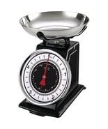 Starfrit Gourmet Retro Mechanical Kitchen Scale 11 Pound Capacity Stainl... - $33.10