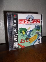 Monopoly (Sony PlayStation 1, 1998) - $4.95