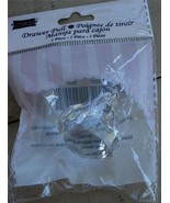 Nice NEW IN PACKAGE Decorative Designer Drawer Pull, NEW IN PACKAGE GORG... - $4.94