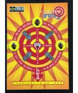 1997-98 Collector's Choice MJ Bullseye #B7 Michael Jordan - $2.92