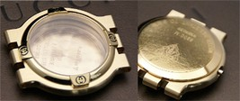 New Gucci Mens 9200 M Replacement Bezel Case and Crystal - $89.95