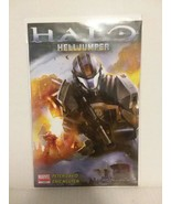HALO: LEGENDS GAME SOUNDTRACK + HALO JUMPER COMIC - FREE SHIPPING - $23.38