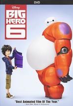 Big Hero 6 DVD Film Walt Disney Family Kids Baymax Hiro Hamada Tadashi G... - $41.57