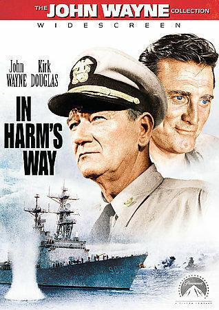 In Harms Way DVD [Used VG] John Wayne, Kirk Douglas