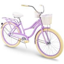 Women Cruiser Bicycle Vintage Beach Road Wheels Sports Bike Basket Ladie... - $229.99+
