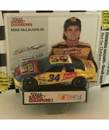 Racing Champions Mike McLaughlin 34 Nascar Stock Car Toy 1995 with Card ... - $3.00