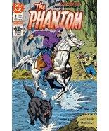 Phantom, The (2nd Series), Edition# 2 [Comic] [Jun 01, 1988] DC - $2.59