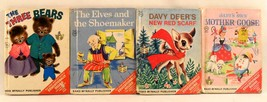 Rand McNally Publisher Set 4 Children Start Right Elf Books  - $4.00