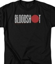 Bloodshot Logo T Shirt  Eternal Warrior Rai Valiant Comics graphic tee VAL120 image 2